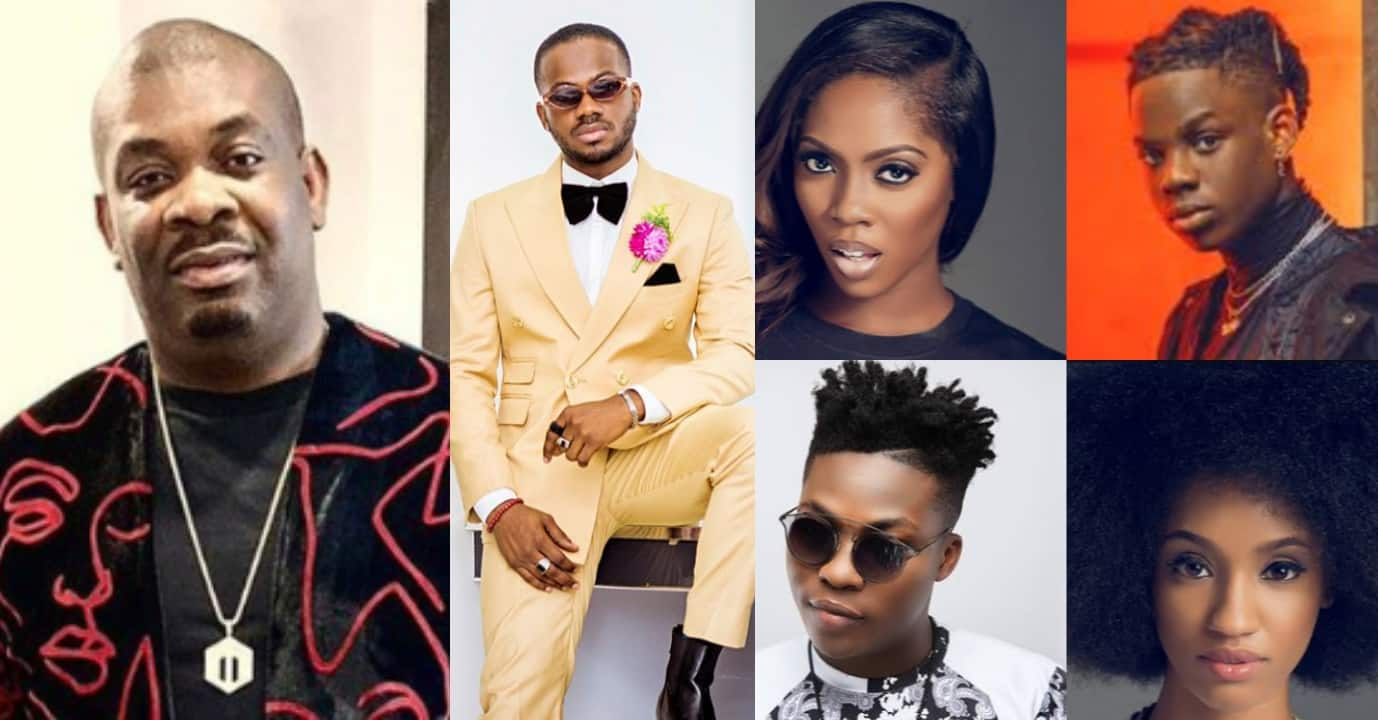 Korede Bello says Don Jazzy transcended from making hits to making hit makers