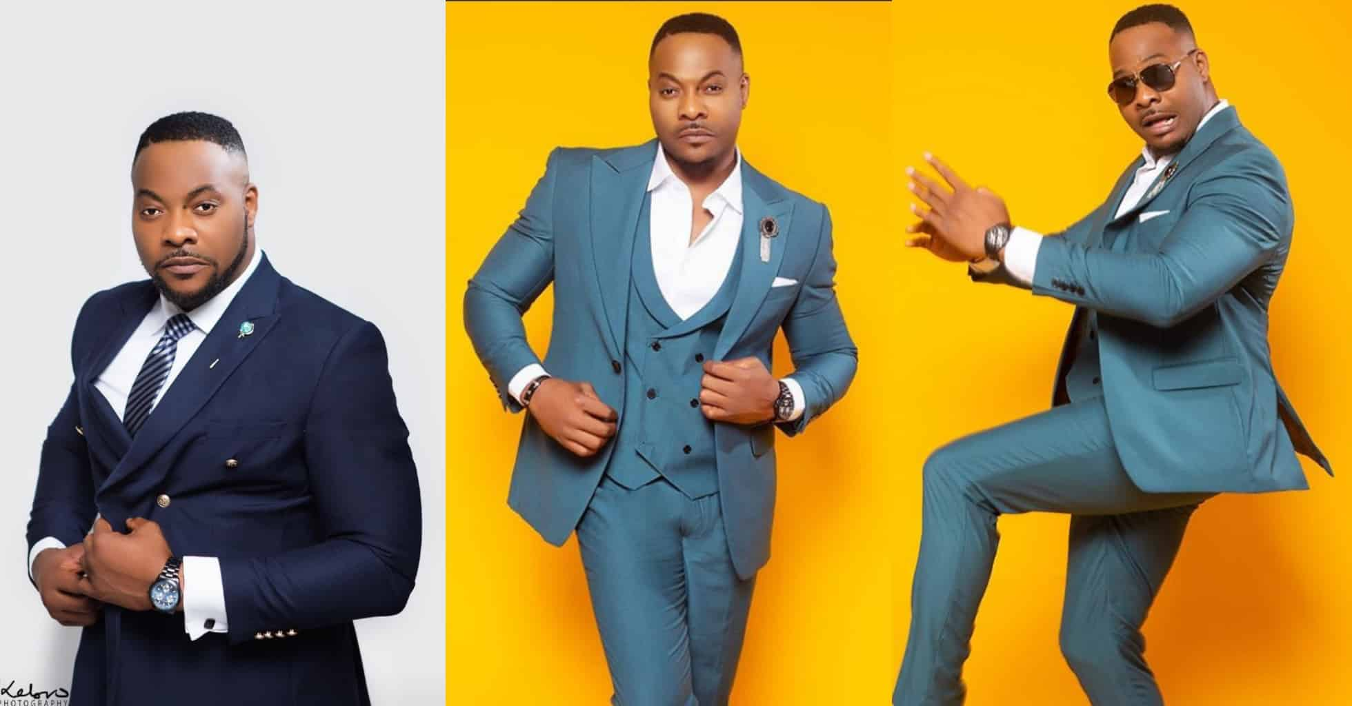 Bolanle Ninalowo celebrates his 40th birthday