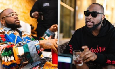 Davido reveals future plan as he clocks 9 years in music industry