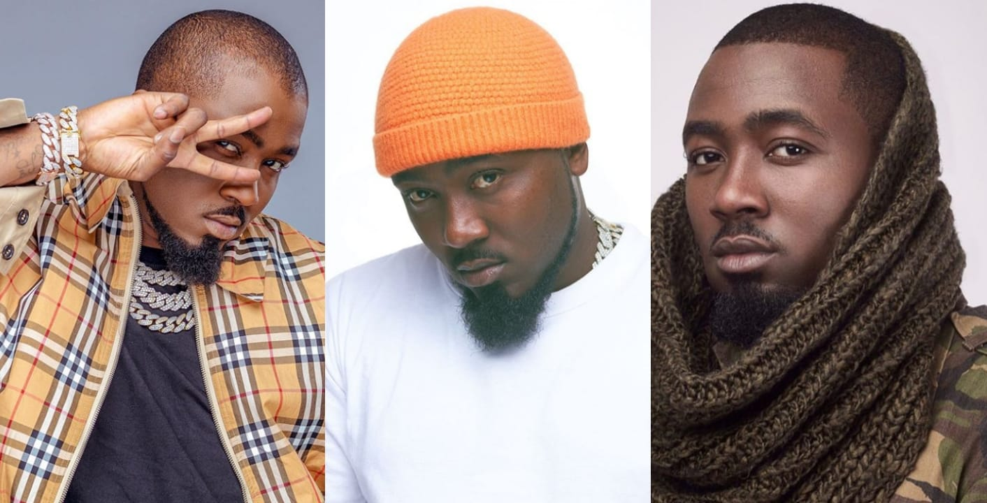 Iceprince begs God for inspiration