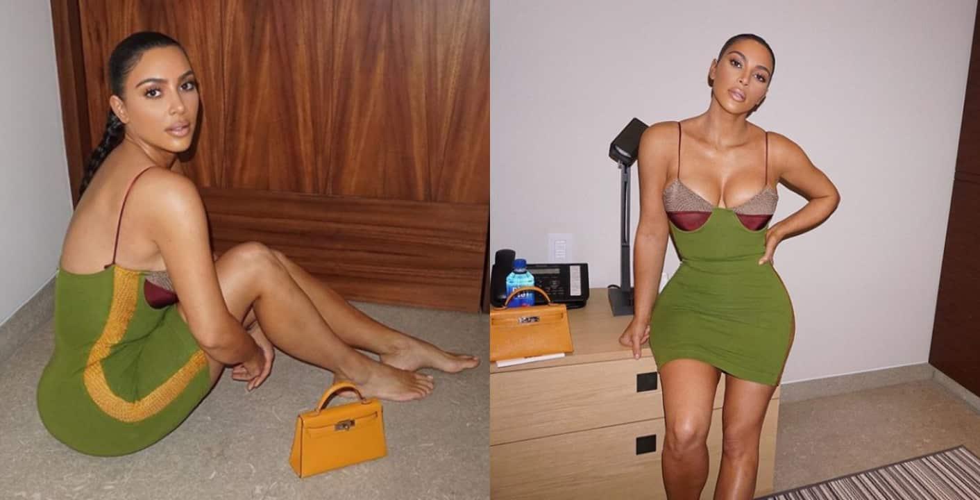 Kim Kardashian hits 170 million IG followers, celebrates with adorable photos
