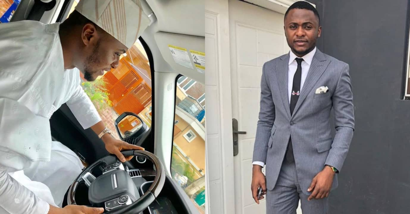 Ubi Franklin reveals he wakes up some days very confused about life