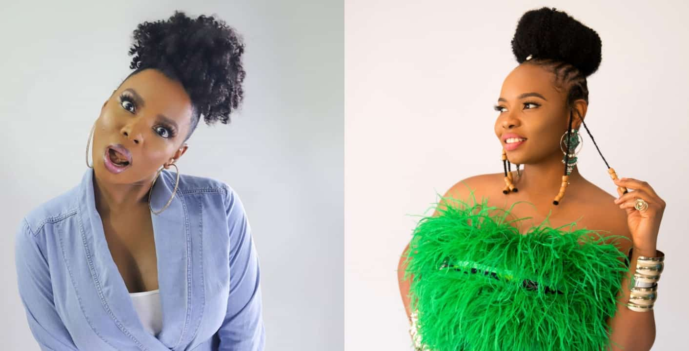 Yemi Alade calls on African leaders to better lives of citizens
