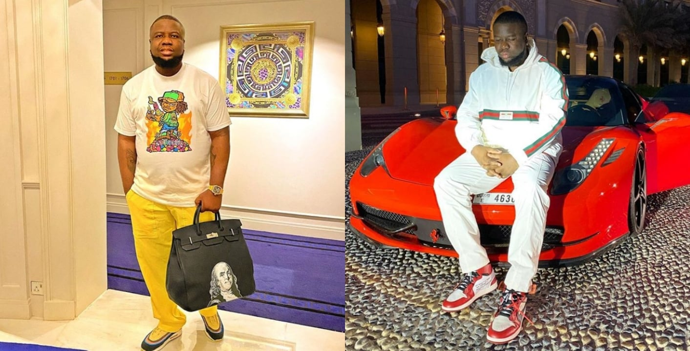 HushPuppi warns against bringing 'unwanted babies' into the world to suffer