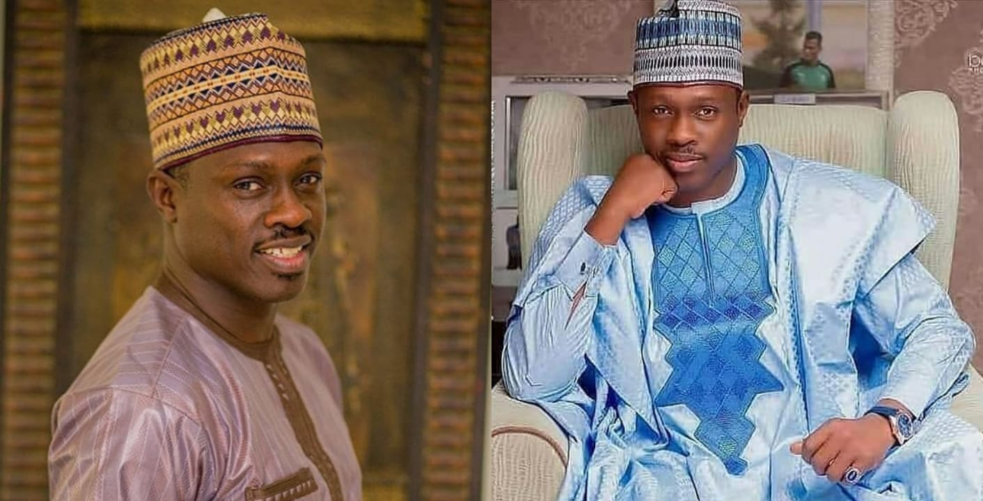 Ali Nuhu says religion stopped him from kissing and hugging in movies