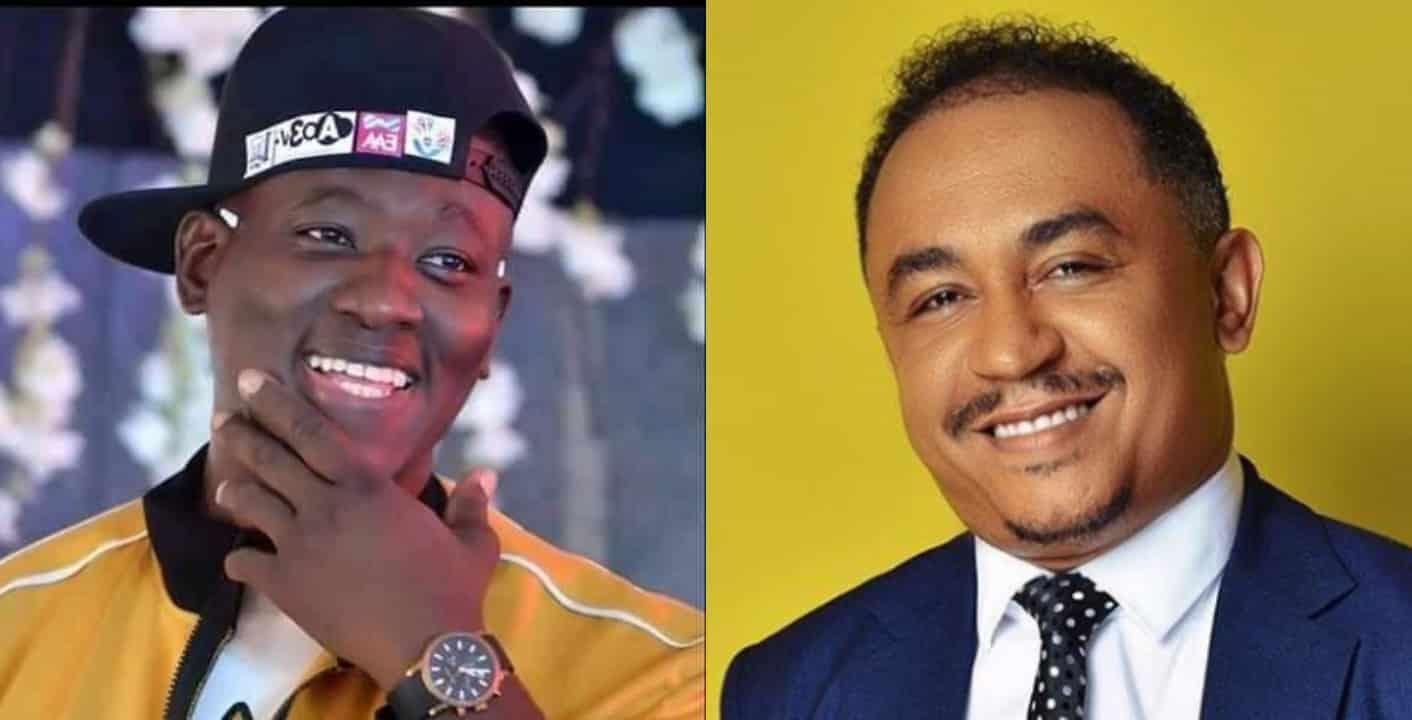 Daddy Freeze defends Leke Adeboye