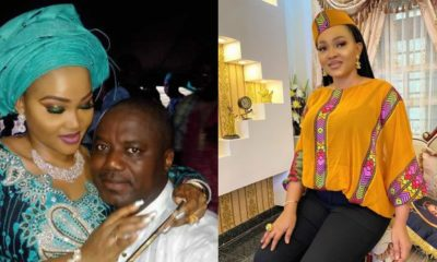 I've not remarried, Mercy Aigbe still part of me – Lanre Gentry