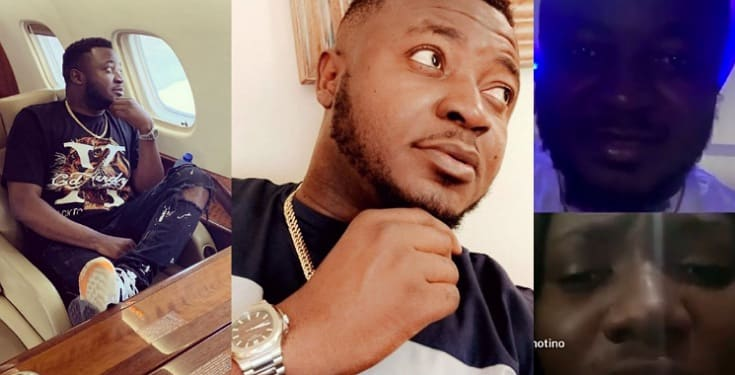 A man once tried to have s*x with me - MC Galaxy reveals