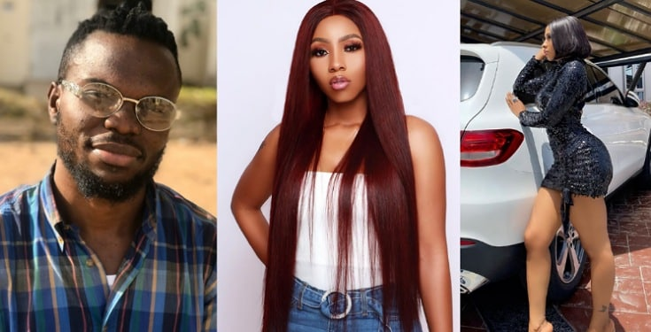 """Mercy Eke is too annoying and local"" - Man blasts Mercy (Video)"