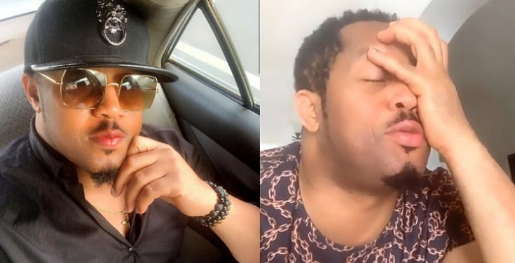 """You got a G-Wagon and Squatting"" - Mike Ezuruonye blasts colleague over fake life (Video)"