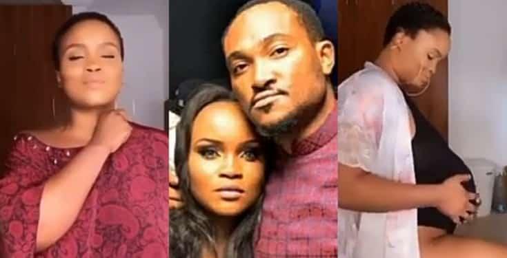 Actor Blossom Chukwujekwu's estranged wife, Maureen says she wants a child in an emotional video