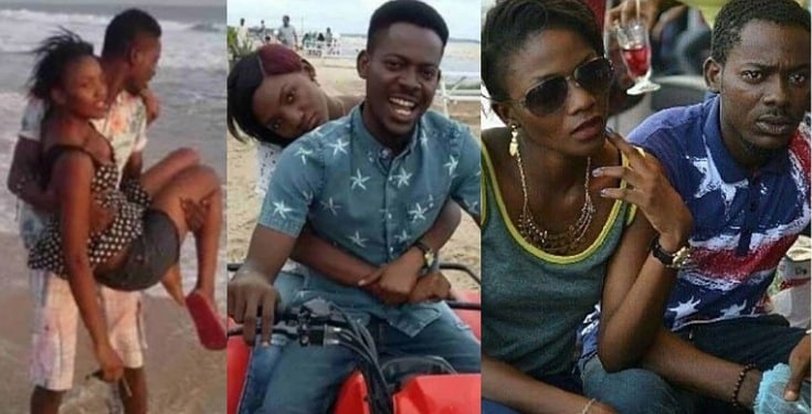 Check Out These Throwback Photos Of Lovebirds Simi And Adekunle Gold