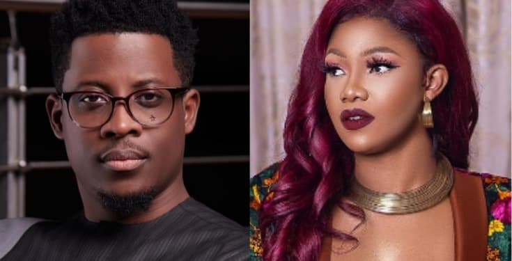 """""""What is Seyi? I don't know what that is"""" - Tacha replies fan who asked her about Seyi (Video)"""