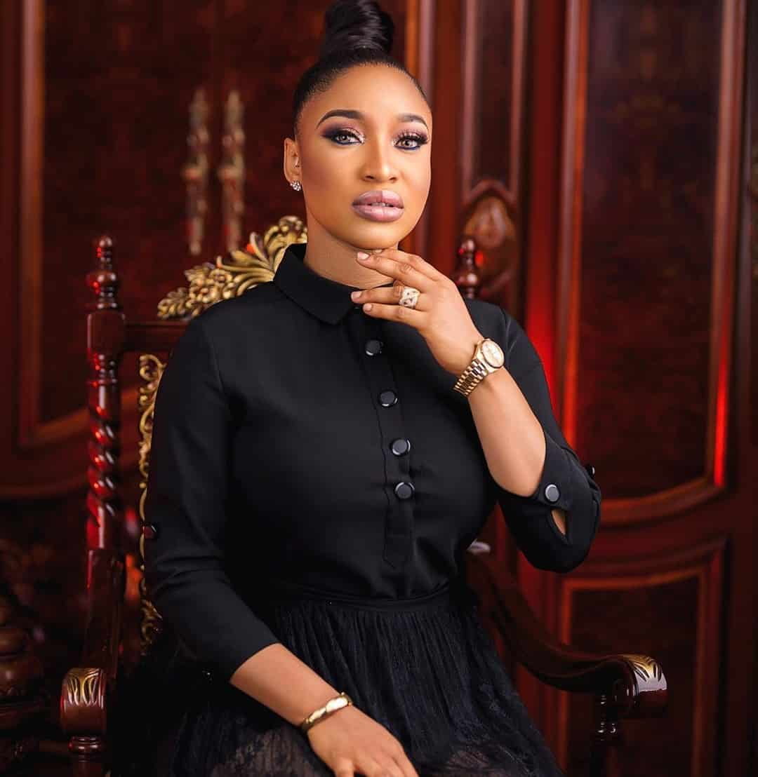 """""""I forgive you"""" - Tonto Dikeh writes friends who allowed her release a song in 2012"""