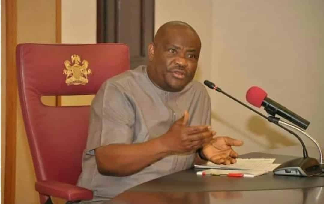 Nigerians react as Governor Wike demolishes two hotels over lockdown violation