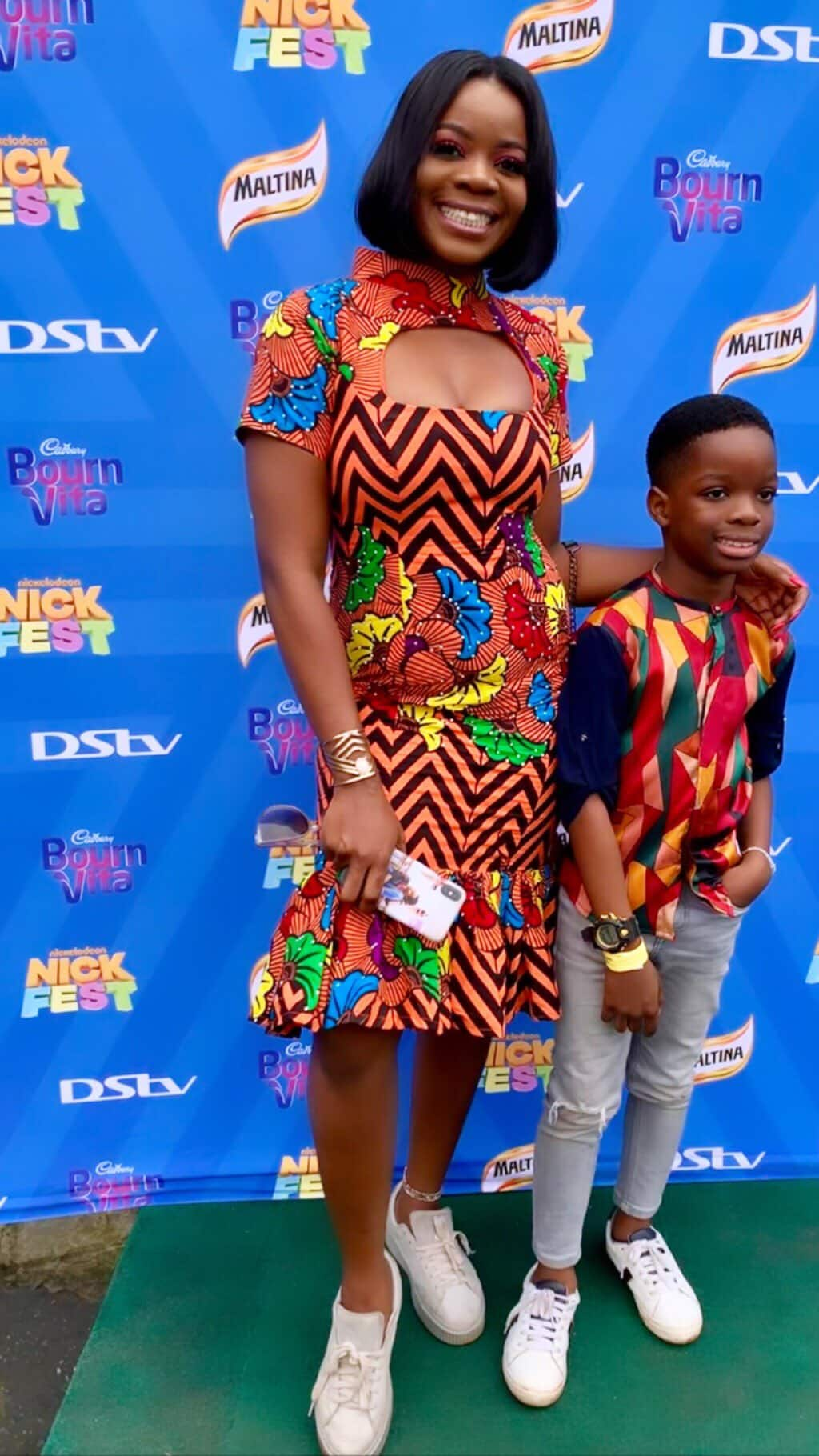 Wizkid's first baby mama, Shola celebrates son, Boluwatife at 9