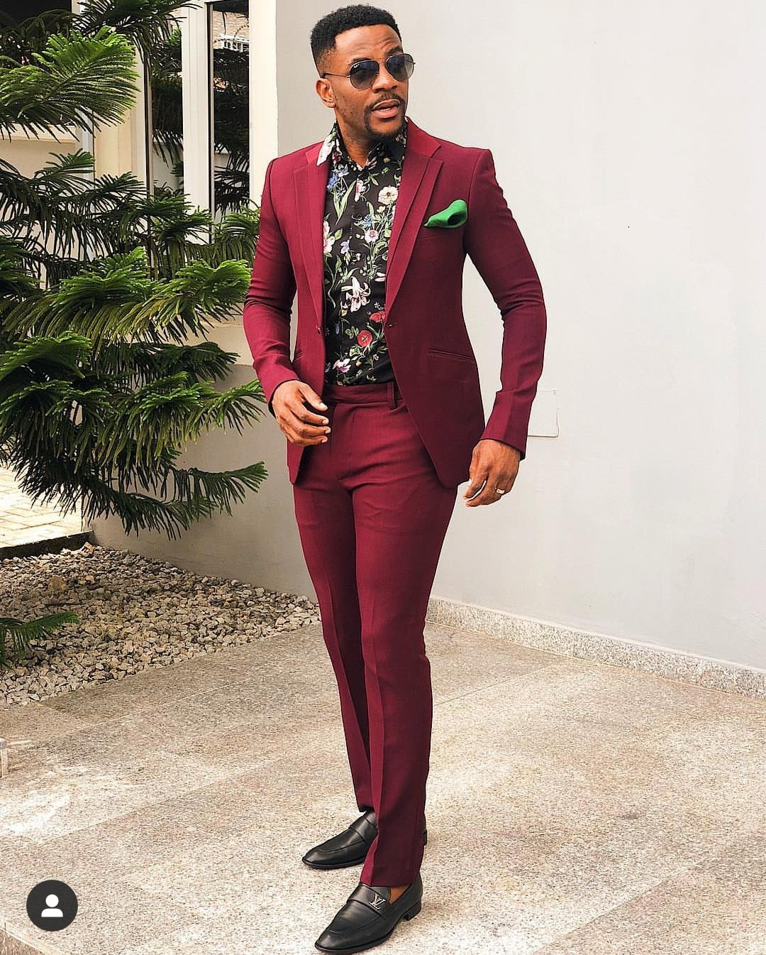 """""""He has found another talent"""" - Ebuka's wife, Cynthia gushes over her hubby as he relaxes her hair (Video)"""