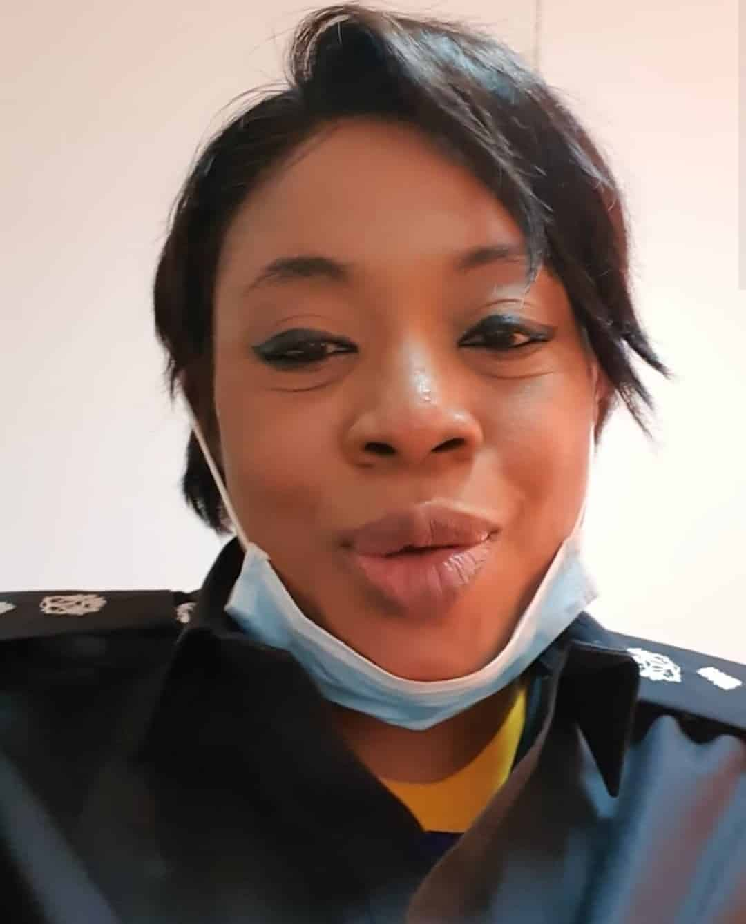 Dolapo Badmos issues warning to domestic abusers