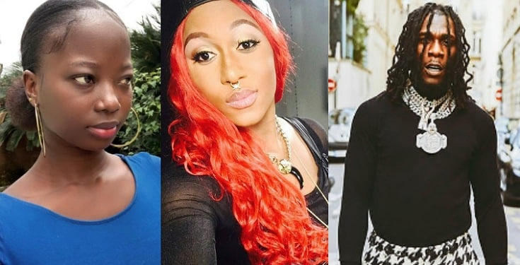 Cynthia Morgan caused her misfortune by dating Burna Boy - Lady says
