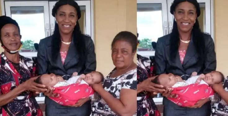 Man Abandons His Wife After She Gave Birth To Conjoined Twins In Imo