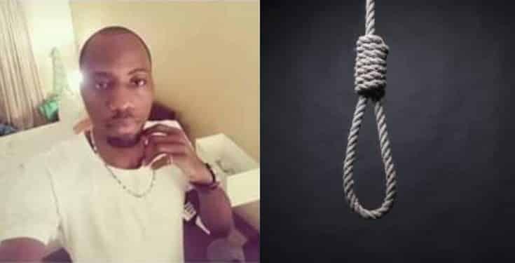 Kelvin Rhima suicide