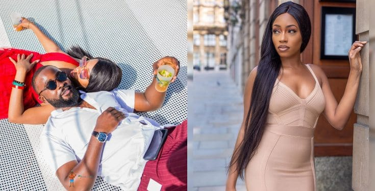 Khafi gushes over fiance Gedoni as she shares their private conversation