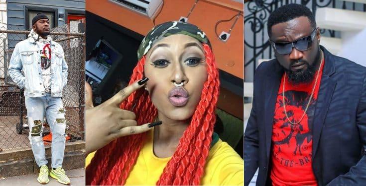 'Nobody owes you anything' - Yemi Alade's record label boss, Taiye Aliyu tells Cynthia Morgan