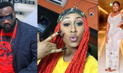 OAP Gbemi reacts to Jude Okoye and Cynthia Morgan saga