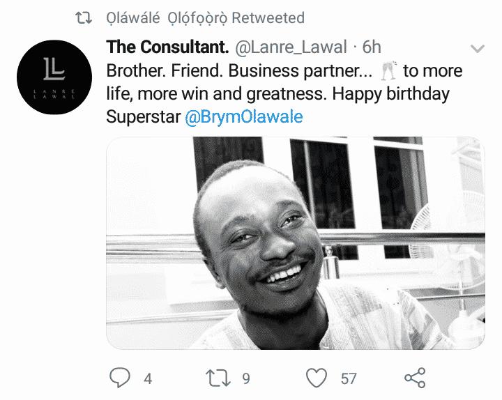 Fans celebrate Bymo's birthday