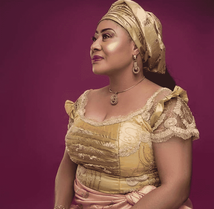 Ngozi Ezeonu celebrates 55th birthday in new adorable photos