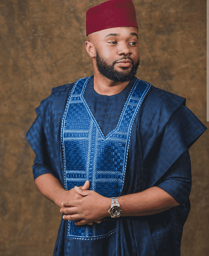 Nigerians shed tears as Williams Uchemba builds new house for a family living in a slum (video)