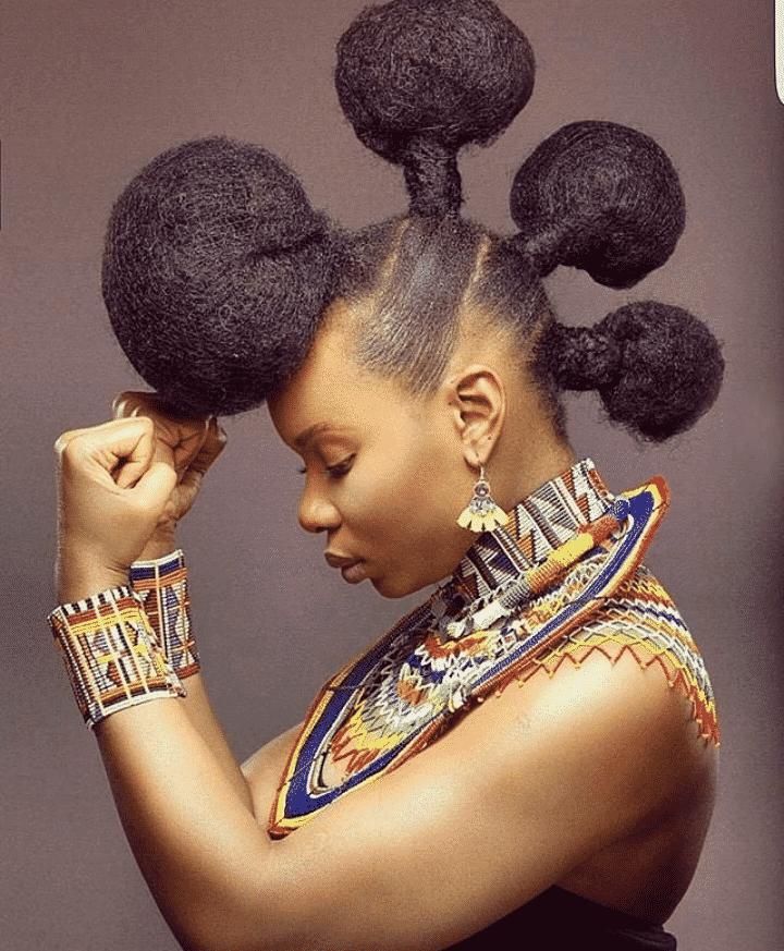 Nigerian celebrities celebrate Africa Day