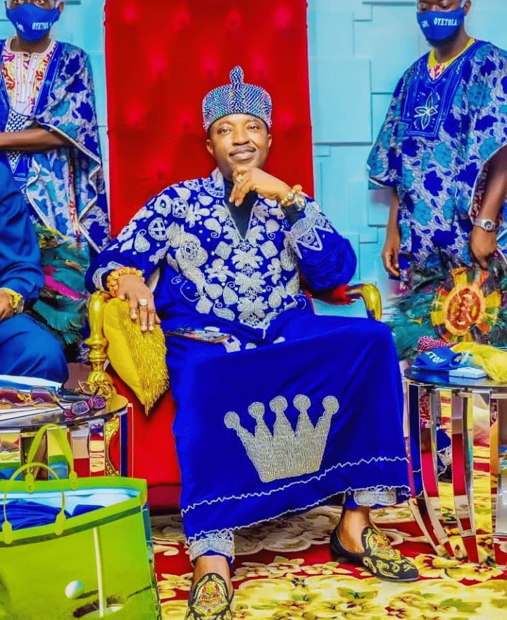 Oluwo of Iwoland reveals why blacks are still in ignorance