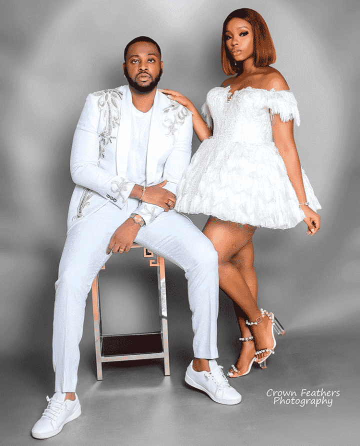 Teddy A and Bam Bam go Live on IG to debunk wife battery claims