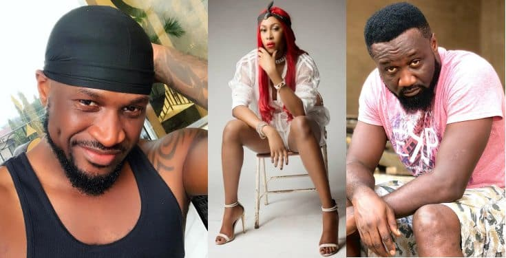 'You rejected the contract I gave u' - Peter Okoye reminds Cynthia Morgan after she narrated 'losing all' to Jude Okoye