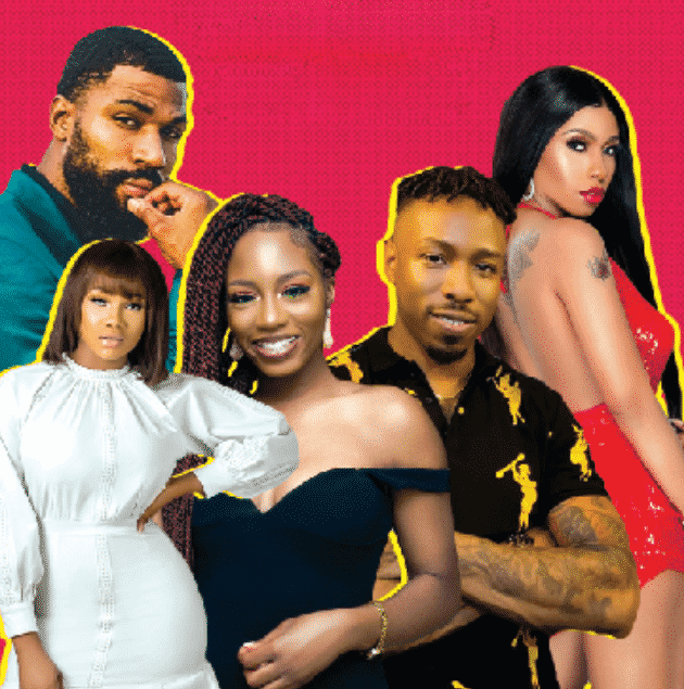 Pepper Dem housemates set to storm #BBNaija Reunion Party