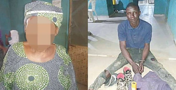 """He barged into my room, covered my mouth while I was asleep"" – 70-year-old woman raped by truck driver"