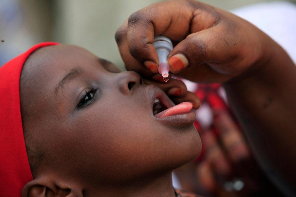 Nigeria polio free