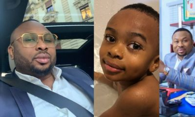 A father is a father irrespective of marital challenges - Tonto Dikeh's ex husband, Olakunle Churchill