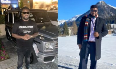 Davido's brother, Wale, reacts to single moms wishing themselves happy Father's Day