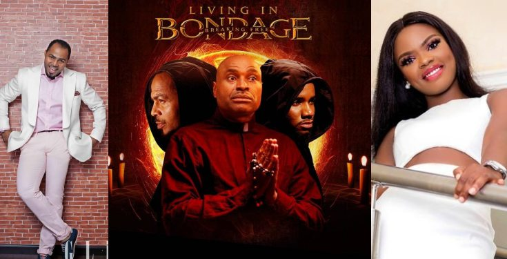 Graphic designer calls out Ramsey Nouah for allegedly using her designs for his movie without paying for it