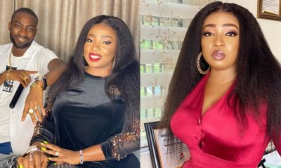 I make Anita Joseph replay romantic roles at home – Husband, MC Fish