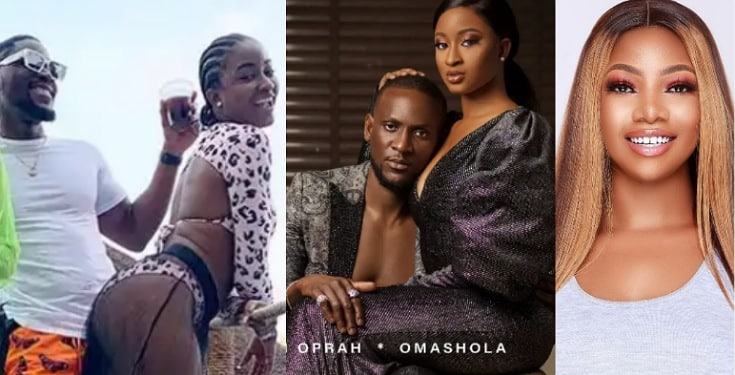 """Omashola and Tobi sex toy"" - Nigerians blast Kim Oprah for mocking Tacha at BBNaija reunion (Video)"