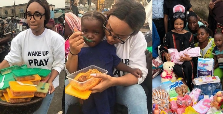 """""""This year I'm not taking gifts"""" - Tonto Dikeh writes ahead of her birthday"""
