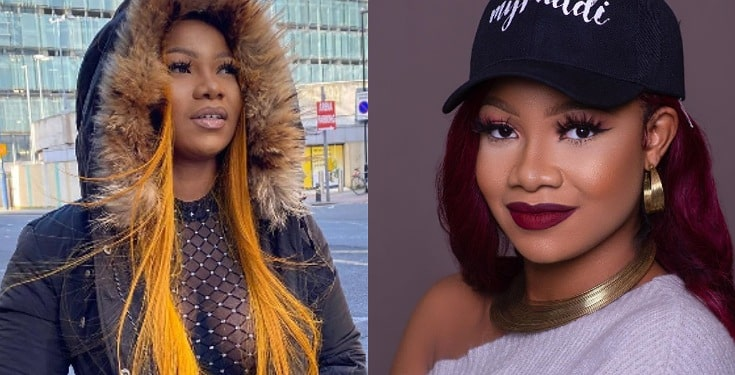 Days after making massive sales of N7.5million, Tacha loses business page
