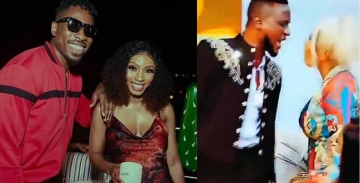 Mercy's boyfriend Ike defends her after Omashola slut-shamed her in viral video