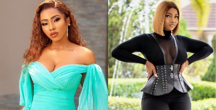 Alleged Body Odour: Mercy Eke shades the hell out of Tacha on live video