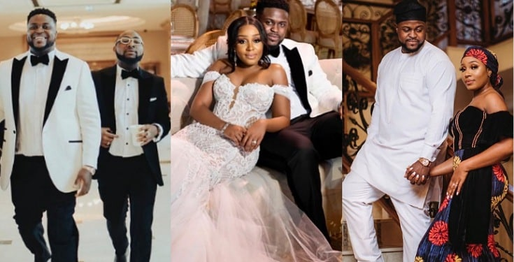 Davido's brother, Adewale's 4-month-old marriage reportedly on the rocks