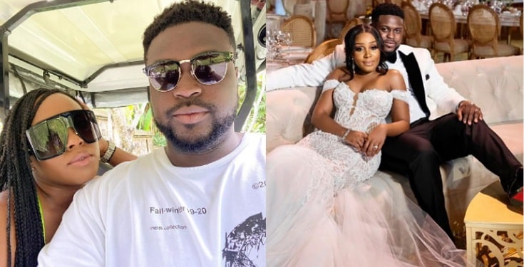 Adewale Adeleke's wife, Kani reacts to report of their alleged marital crisis