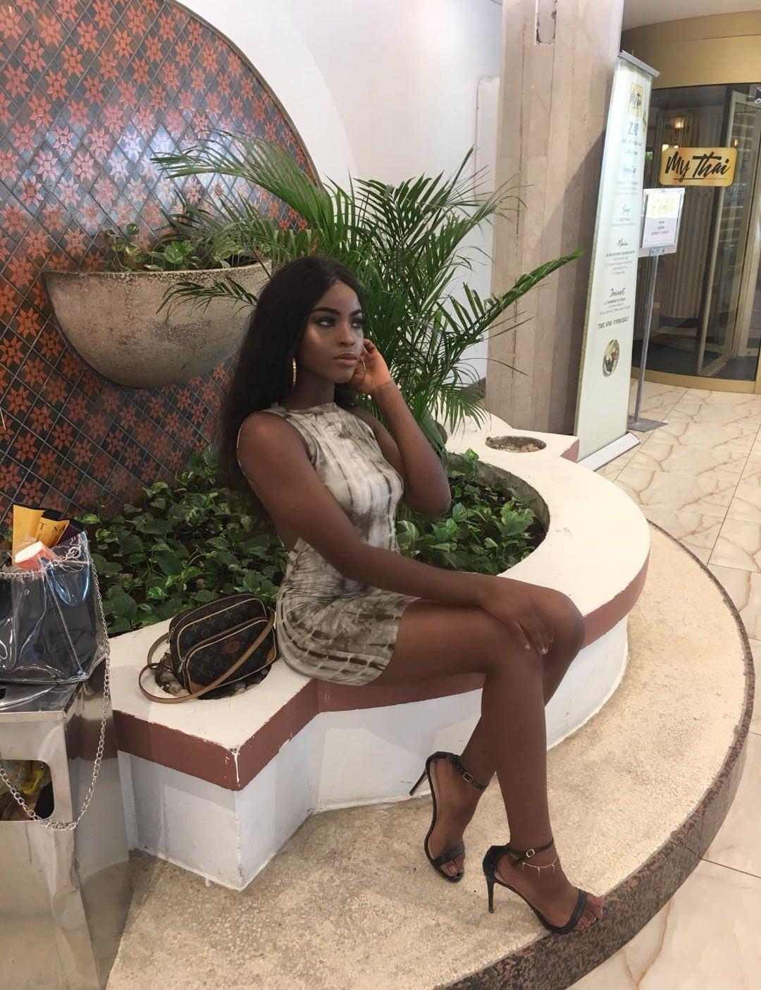 Nigerian lady shares emotional video as she celebrates one year of quitting smoking and doing drugs
